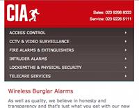 CIA Alarms